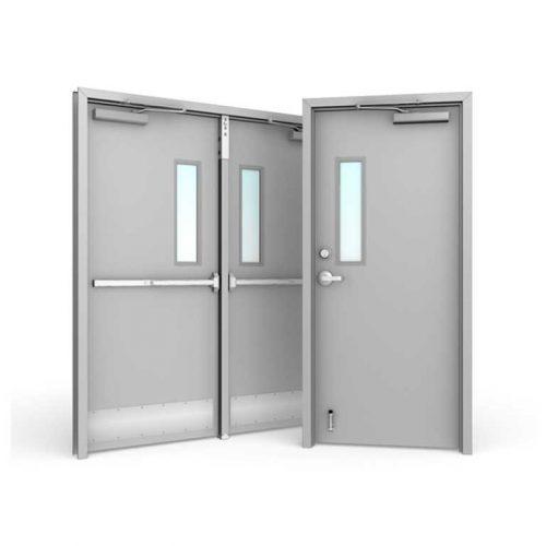 Steel Door/Pintu Besi
