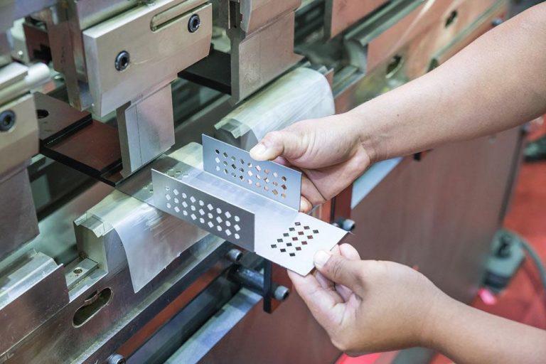 Sheet Metal Working di Dunia Fabrikasi Plat Logam